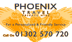Phoenix Travel Logo
